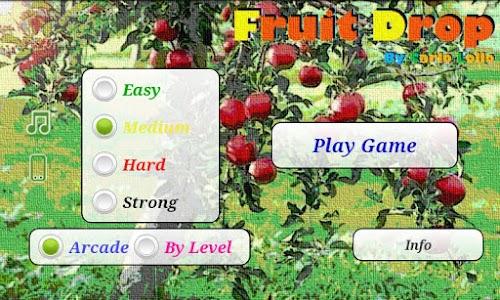 Fruit Drop screenshot 0