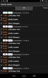 Airline Flight Status Tracking screenshot 22