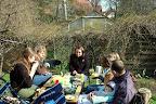 Goście przy stole