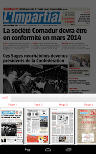 L'Impartial journal screenshot 12