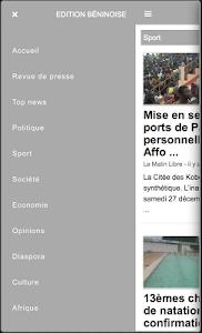 Jolome News screenshot 1