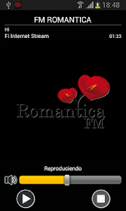 Radio Romantica screenshot 0