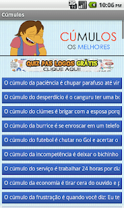 Cúmulos - Os Melhores screenshot 0