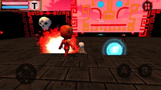 Skull Kid Cool Game screenshot 20