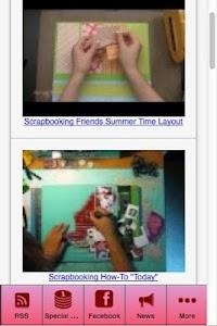 How to Scrapbook screenshot 1