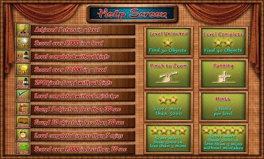 Cabin in Woods - Hidden Object screenshot 03