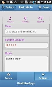 iPark Car Lite screenshot 5