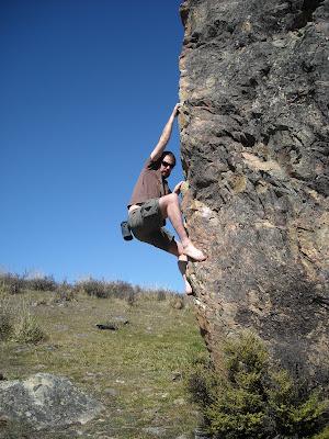 Pukaki boulders