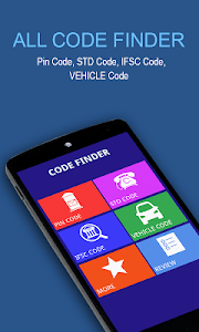 All Code Finder - India screenshot 0