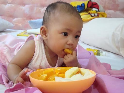 Makan Jeruk Sunkist