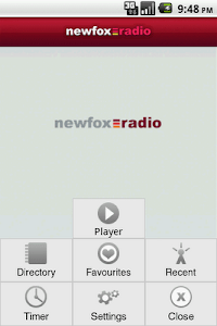 Newfox Radio screenshot 0