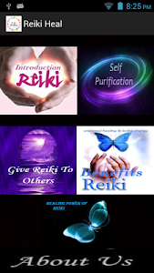 Reiki Heal screenshot 0