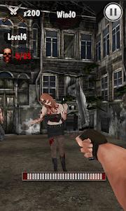 Knife King3-Zombie War 3D screenshot 5