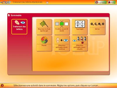 TDA orthophonie et logopedie screenshot 6