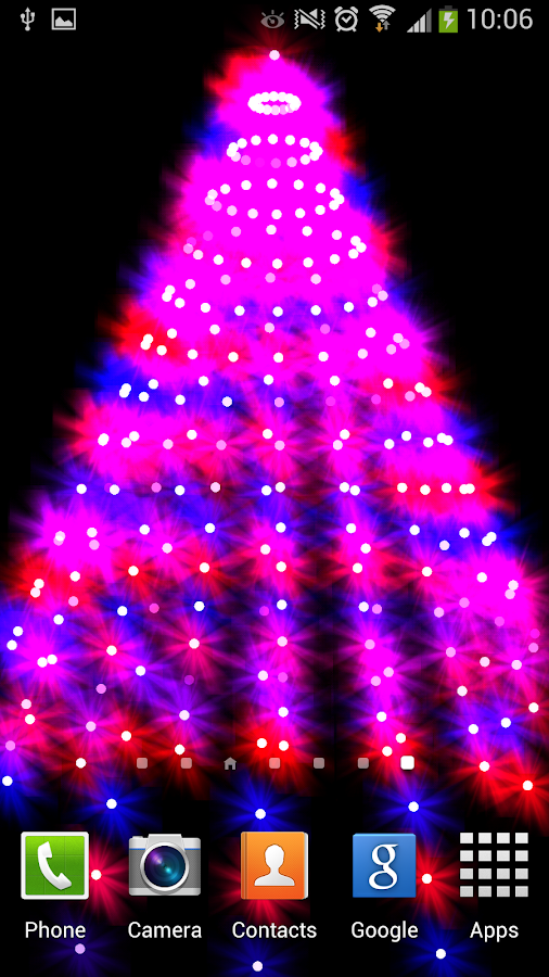 Music Controlled Christmas Lights