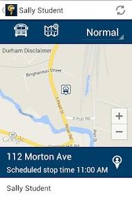 Durham Bus Tracker screenshot 0