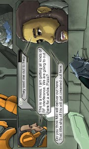 Dan In Space #1 screenshot 2