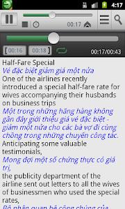 Hoc Tieng Anh Qua Truyen Cuoi screenshot 5