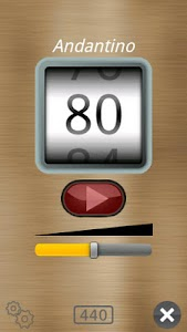 KopKop metronome screenshot 2