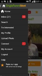 Single Parent Meet #1 Dating screenshot 2