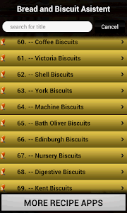 Bread & Biscuit Recipes screenshot 3
