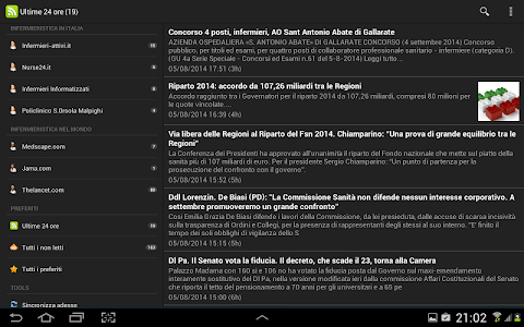 Infermieri News screenshot 3