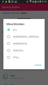 [Open Source] Moving Button screenshot 2
