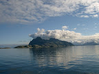 norway, islands before bodø