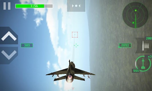 Strike Fighters Israel screenshot 06