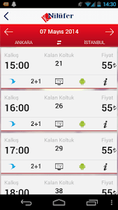 Nilüfer Turizm screenshot 1
