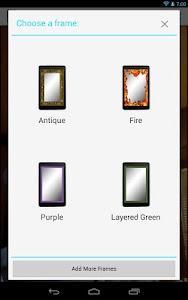 Mirror Classic Frame Pack 1 screenshot 1