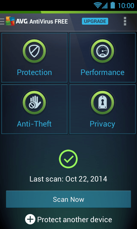 Virus Protection Android