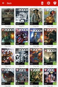 2000 AD Comics and Judge Dredd screenshot 15