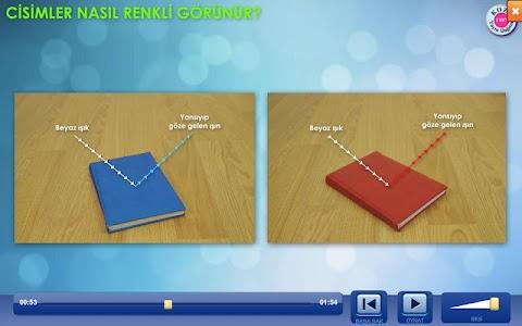 Fen Bilimleri 7 KOZA Z-Kitap screenshot 6