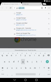 Chrome Beta screenshot 08