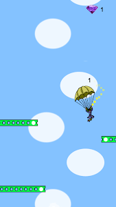 Swing Parachute screenshot 3