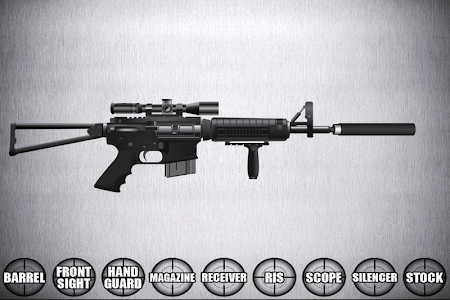 Assault Rifle Builder screenshot 14
