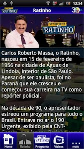 Programa do Ratinho screenshot 1