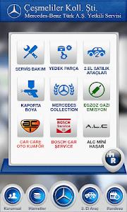 Çeşmeliler Otomotiv screenshot 3