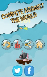 Mouse Bounce - 2.5D Platformer screenshot 4