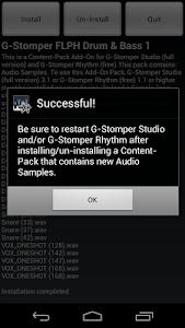 G-Stomper FLPH Drum & Bass 1 screenshot 4