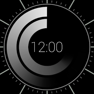 Orbits Watchface for Moto 360 screenshot 5