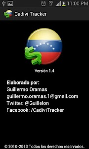 Cadivi Tracker screenshot 7