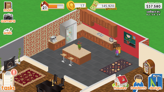 Game Home Design