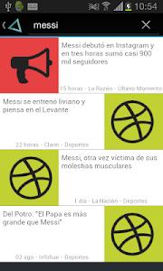 Prisma News Reader screenshot 4
