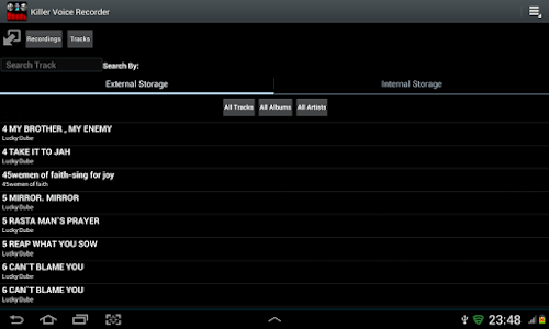 Killer Voice Recorder Pro screenshot 18