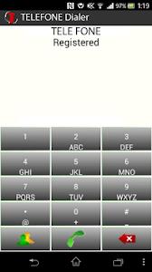 TELEFONE Platinum Dialer screenshot 4