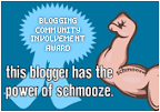 Selo The Power of Schmooze Award
