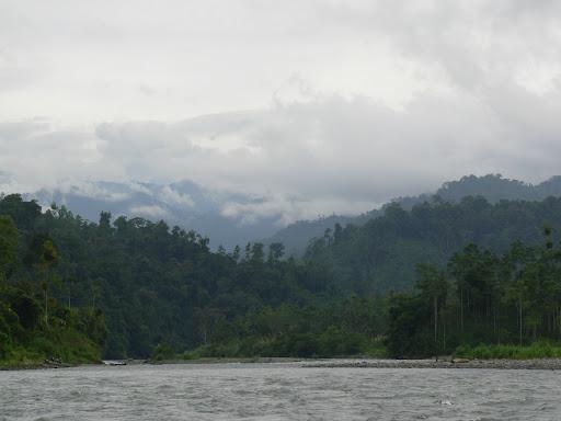 Cuenca del R�o Changuinola Teribe Panama