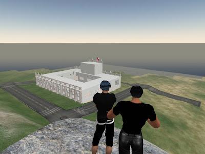 Gran Vista de La Moneda